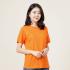프린트스타 반팔 32수 오렌지 (남녀공용)