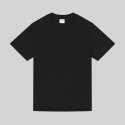 프린트스타 반팔 17수 블랙 (남녀공용)