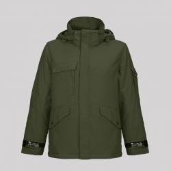 랜더스 겨울용 방한자켓 JK550W 남녀공용 카키