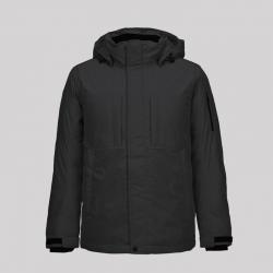 랜더스 노르딕 헤비 패딩 자켓 JK850W 남녀공용 블랙