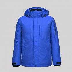 랜더스 노르딕 헤비 패딩 자켓 JK850W 남녀공용 블루